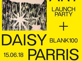 Daisy Parris x DATEAGLE ART Launch Party