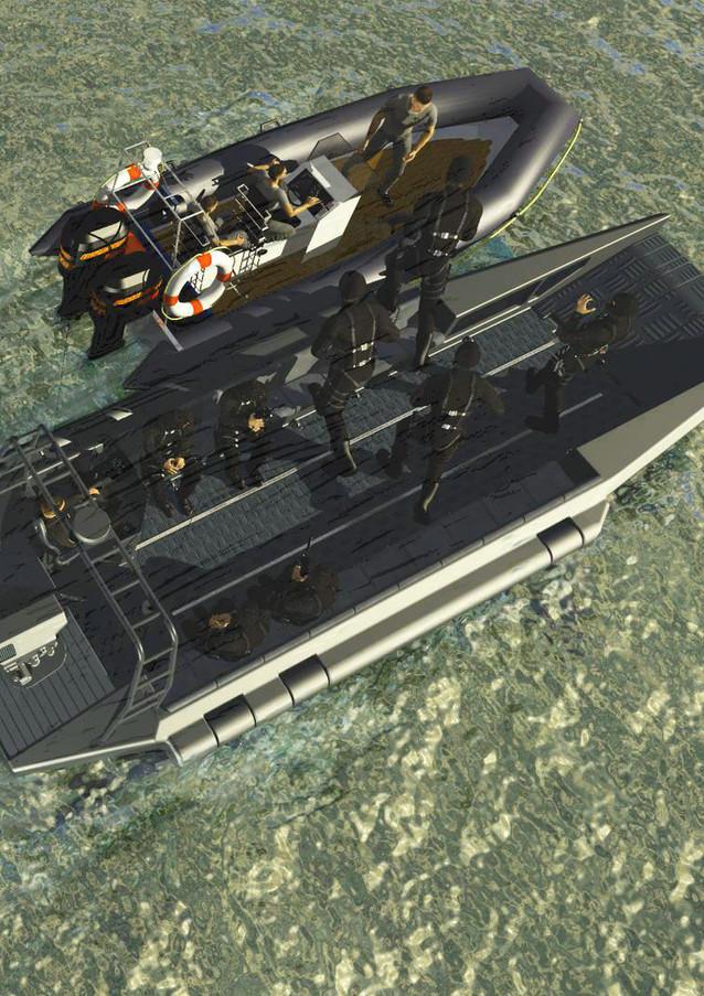 Abbordage - KRAKEN - Innovations