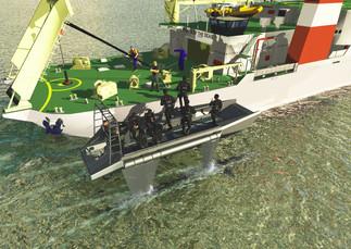 Abbordage 02 - KRAKEN - Innovations