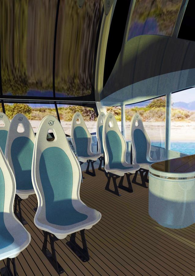 SunWave T2   Places passager