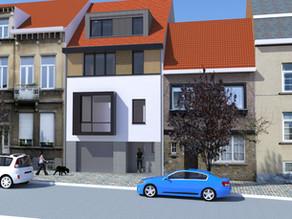 Nouveau projet à Bruxelles