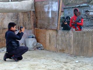 """Fotoperiodista: documentando la crisis migratoria en Tijuana"""