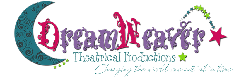 logo image DreamWeaver Theatrical Productions Nampa