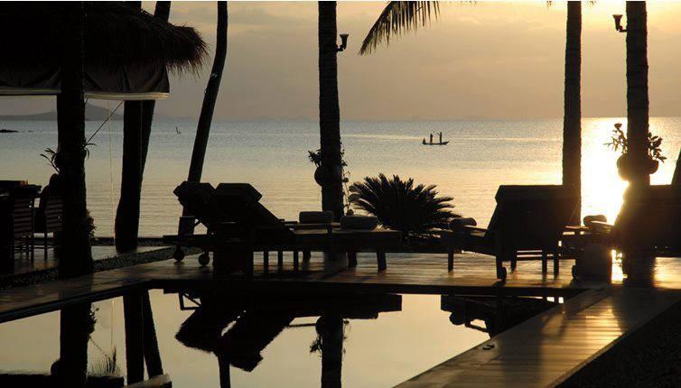 Magical Sunsets at Baan Mika