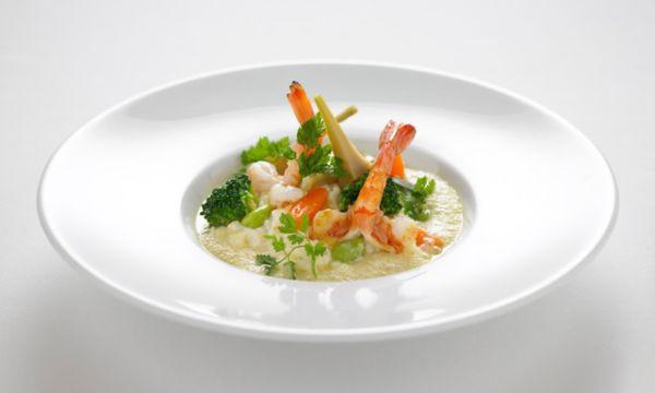 Cuisine Minceur - simply delish!