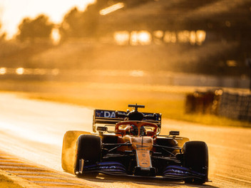 Off to the races – Talisman steers data intelligence to hyper-commercialize sports, starting with F1