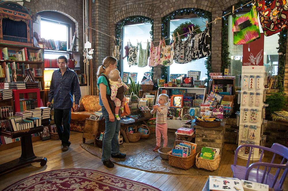 Wild Rumpus Bookstore. PIC: Flickr