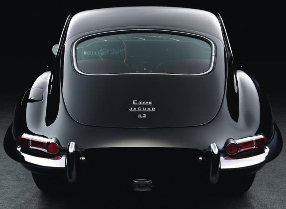 E-Type jaguar 4.2