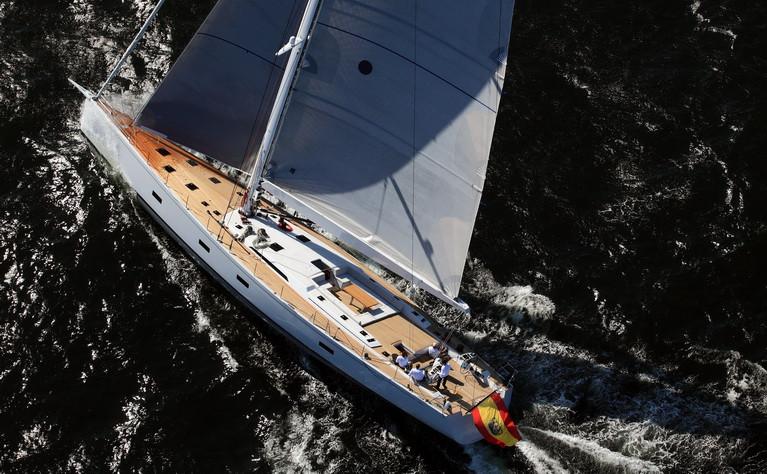 Private Sailboat Spain