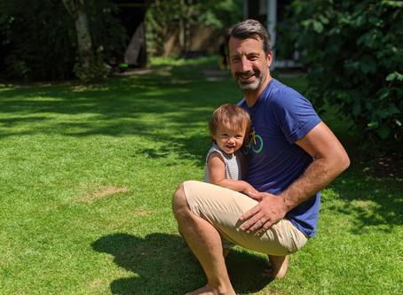 Q&A: David Sandgren - Father-of-2 & Founder of TinySeats