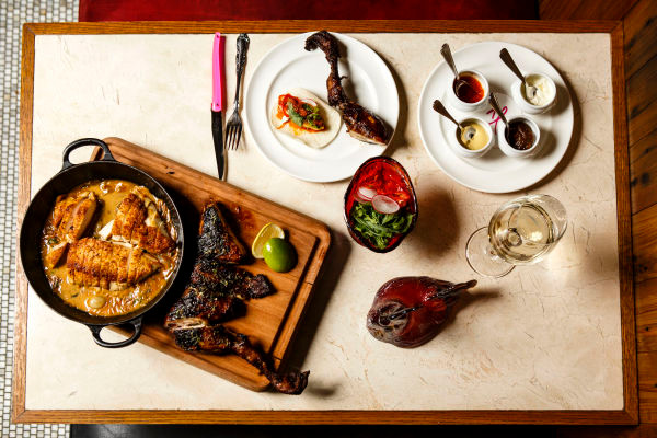 Dirty French ; 180 Ludlow, NY, NY ; Photo by: Eilon Paz ; Food Styiling by: Keren Weiner