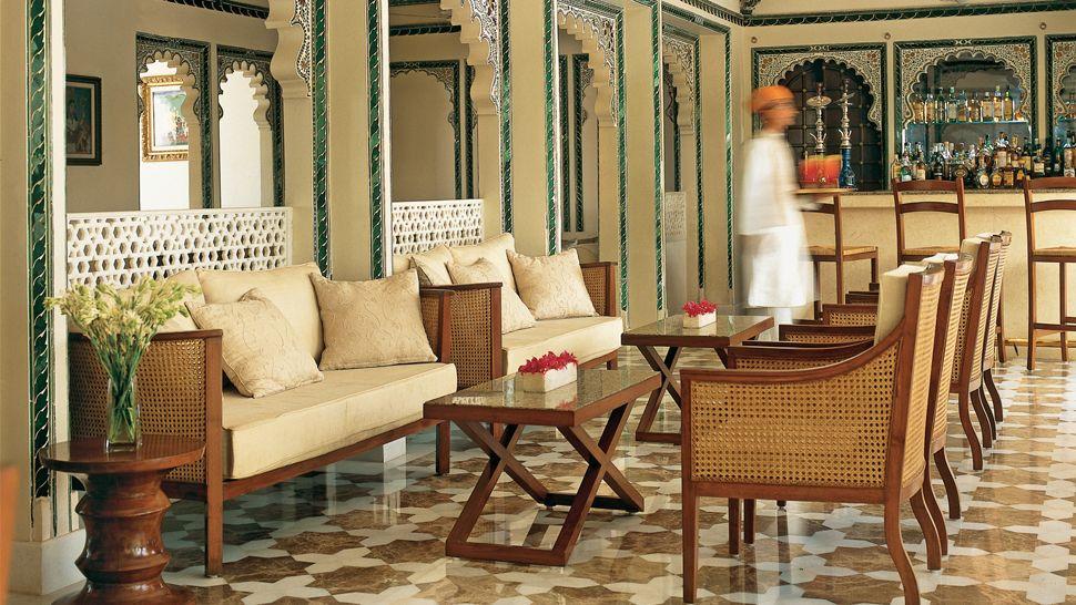 Amrit Sagar at Taj Lake Palace