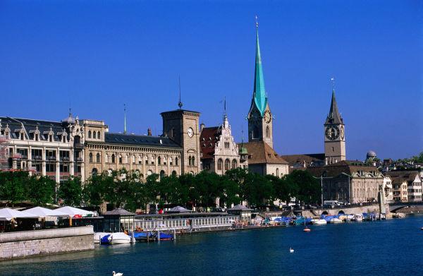 Best Cities For 2014: Zurich, Switzerland