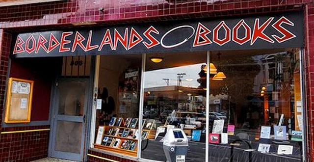 Borderlands Books