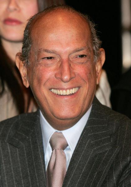 Oscar De La Renta 2007 - Backstage