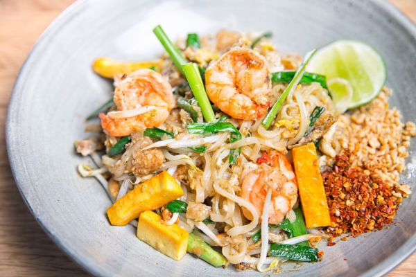 Yes it looks like an ordinary Pad Thai... but trust us, it's better!