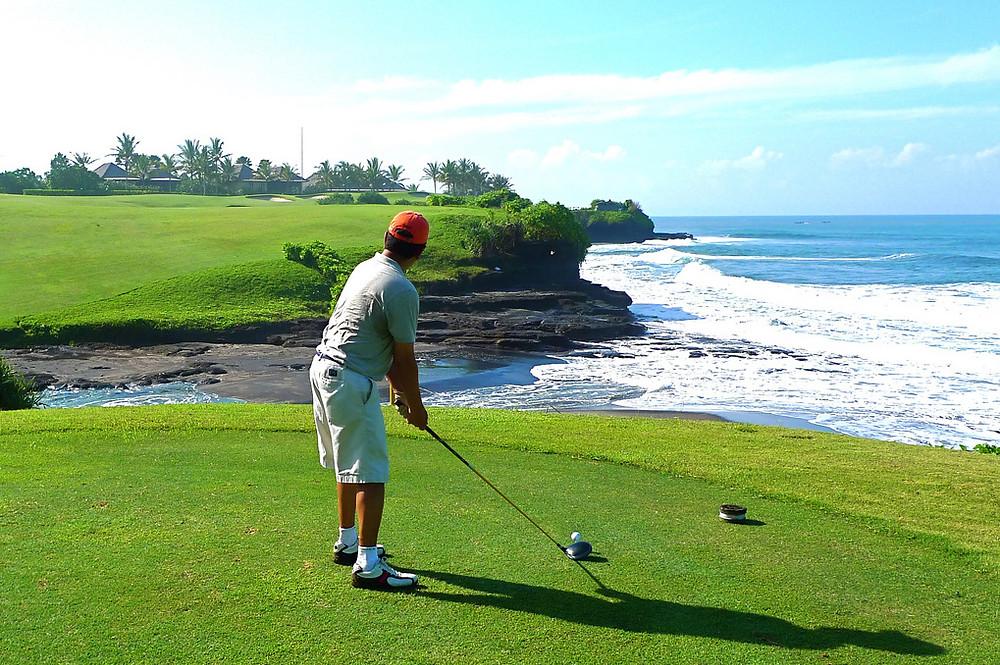 Nirwana Bali Golf Club, Bali, Indonesia