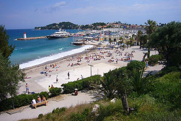 St-Jean-Cap-Ferrat-beach
