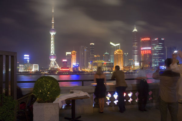 Best Cities For 2014: Shanghai