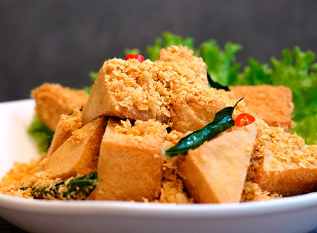 [EAT] Singapore's First & Only Thai-Peranakan Vegetarian Eatery