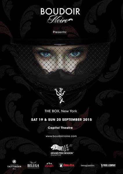 Boudoir Noire_The Box (s) Flyer