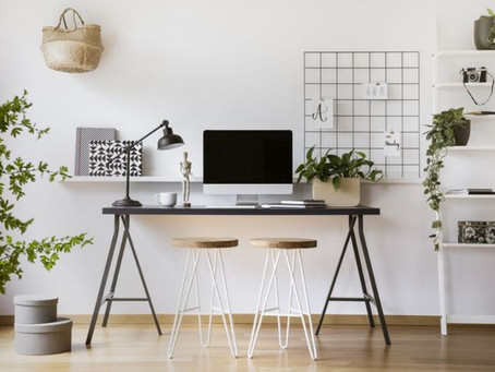 5 Ways To Create The Ultimate Home Office