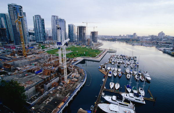 Best Cities For 2014: Vancouver, Canada