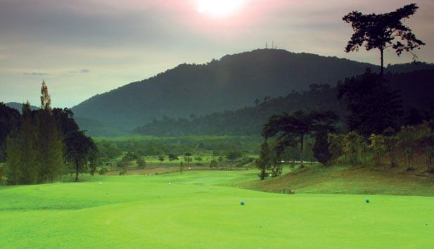 Gunung Raya Golf Resort, Langkawi, Malaysia