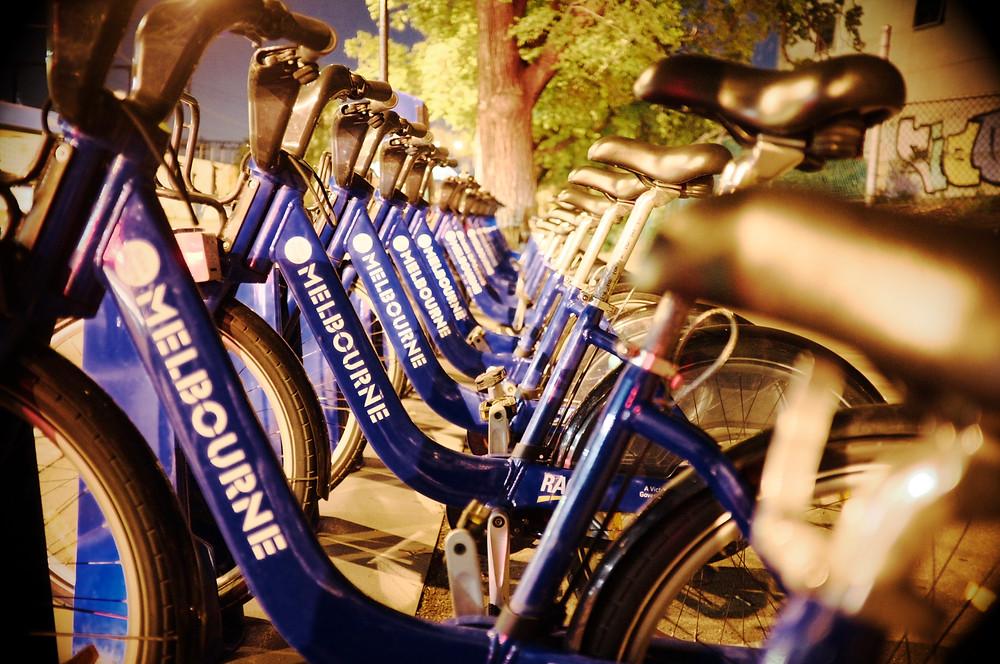 Melbourne's Bike Share program