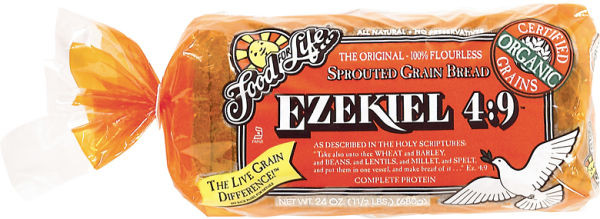 Yummy Ezekiel Bread