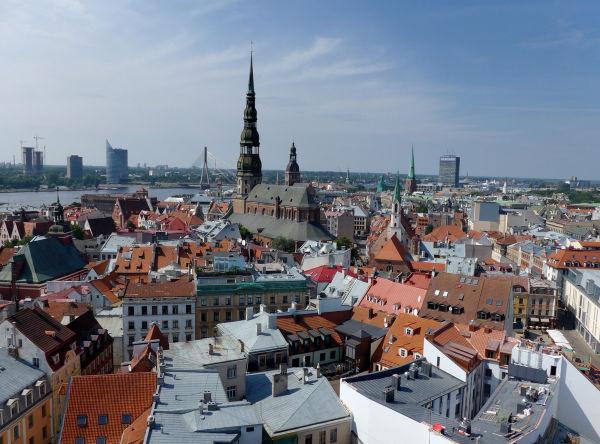 Best Cities For 2014: Riga, Latvia