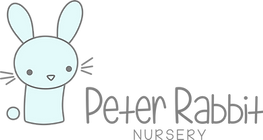 Peter Rabbit Nursery Logo