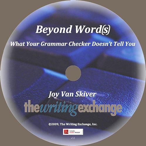 Beyond Word(s) CD-ROM