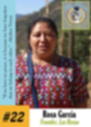 Las Casas: #22-RosaGarcia