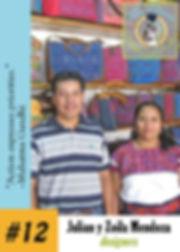 Las Casas: #12-Julian y Zoila
