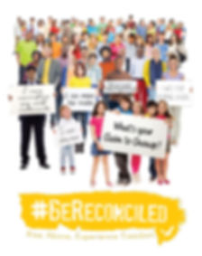 #BeReconciled - What's your Claim to Change?