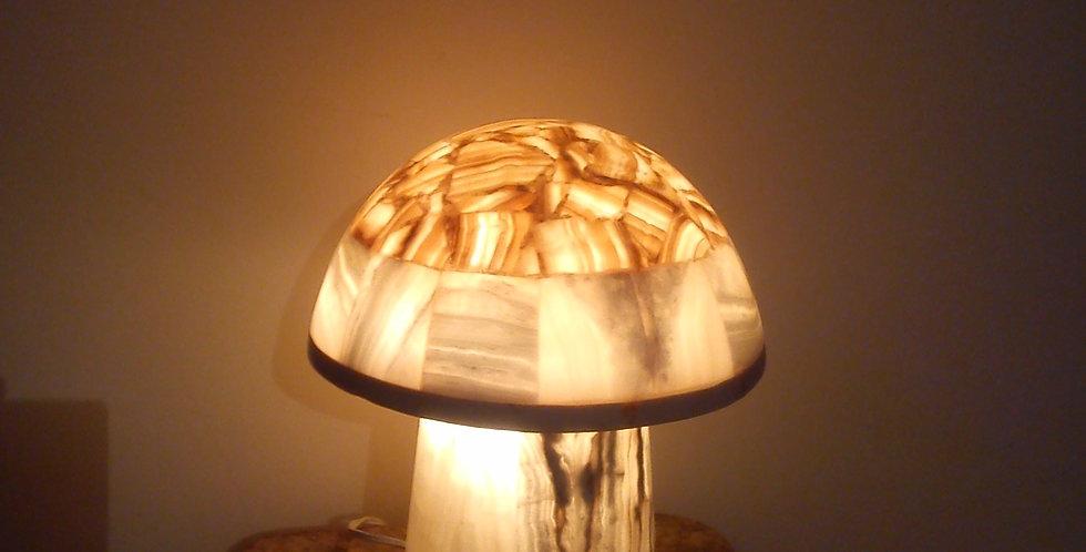Lámpara Hongo Grande
