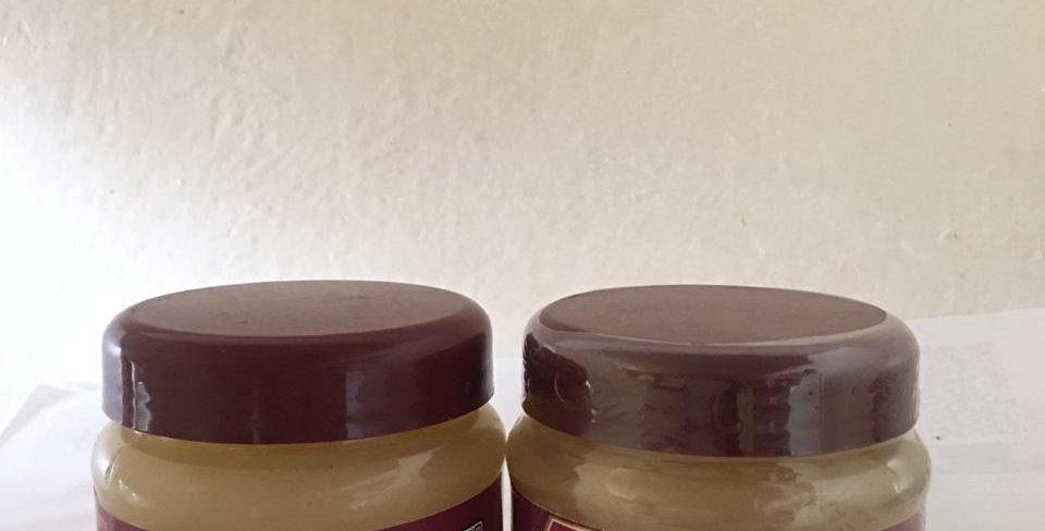 Natilla de Auténtica Miel de Abeja Solidificada
