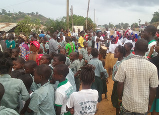 A Liberian Welcome