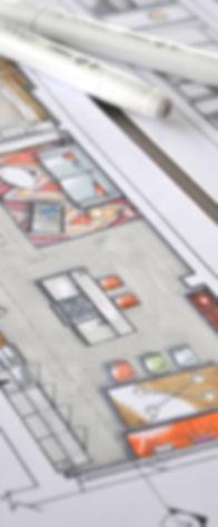 Visualisierung Wohnkonzept