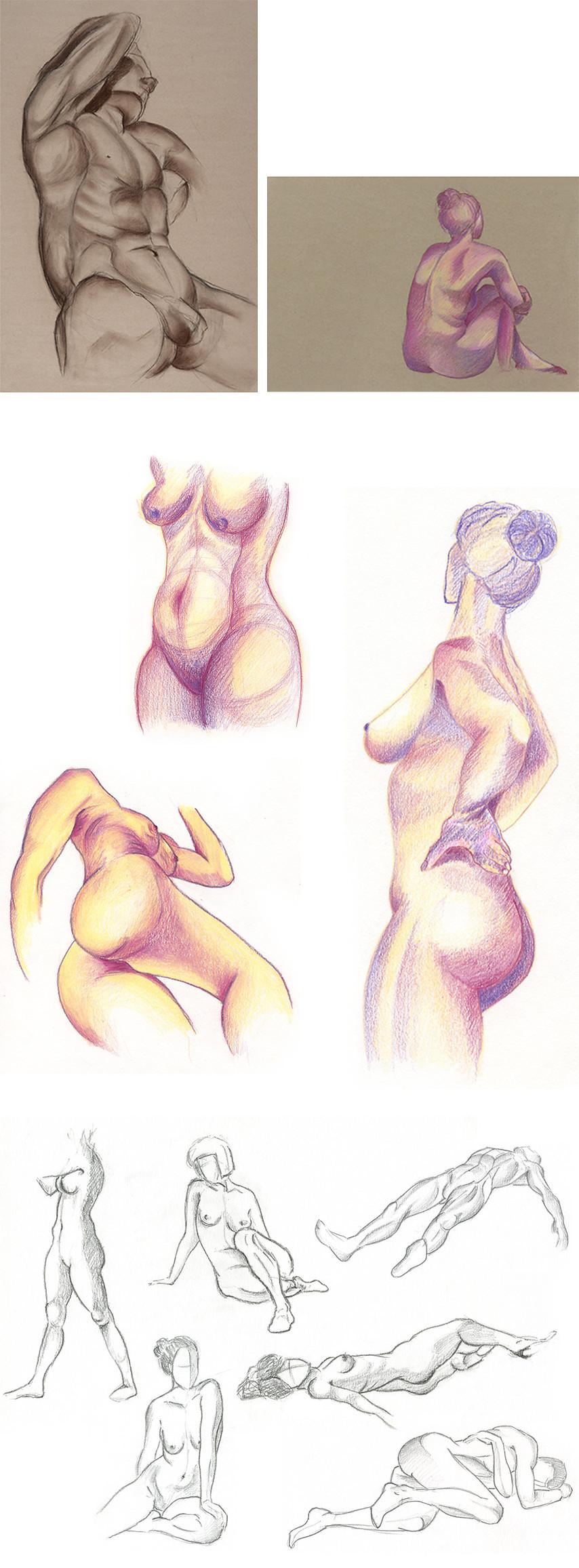 Figuerliches Zeichnen