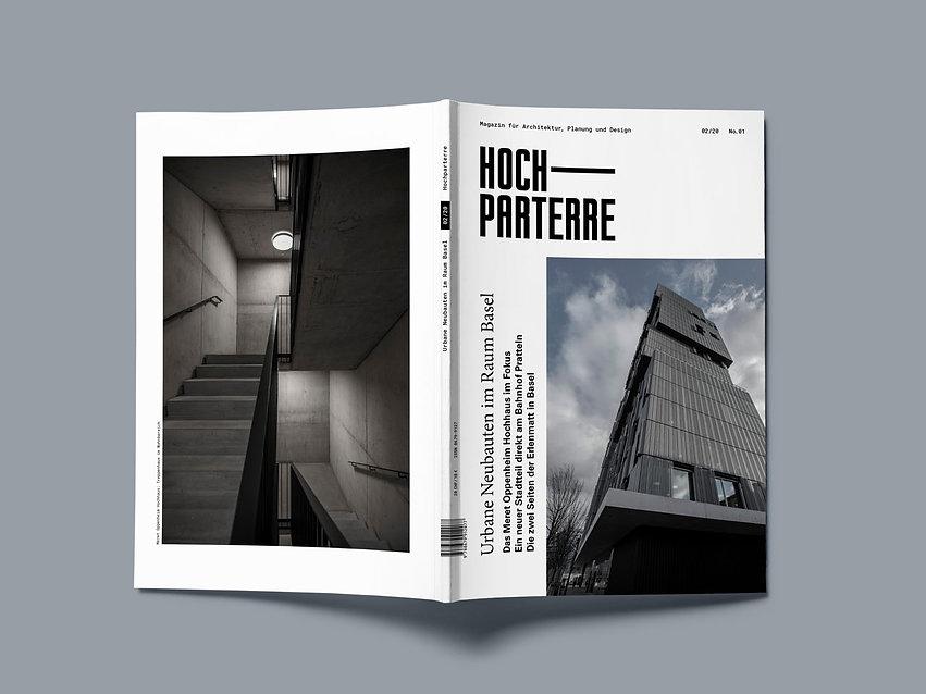 Hochparterre Cover