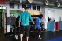 Training London