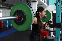 Squat Training