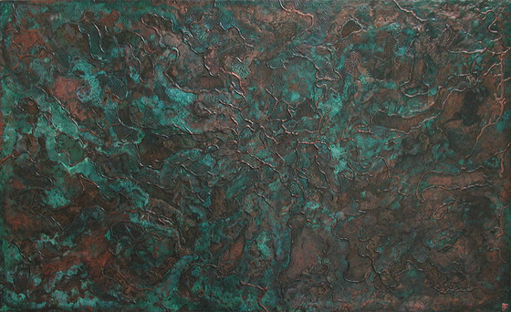 'Expansion 3' an original abstract by Ben Fearnside