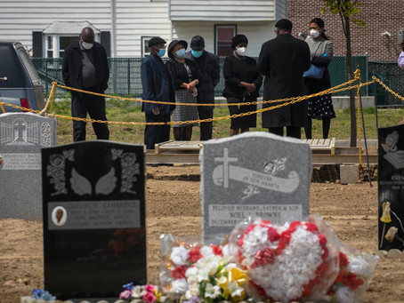 FEMA to Help Pay Funeral Costs for COVID-19-Related Deaths