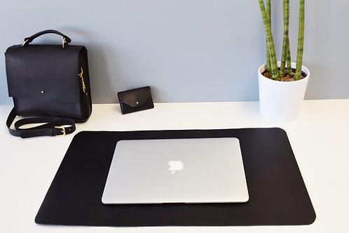 Desk Mat - Black
