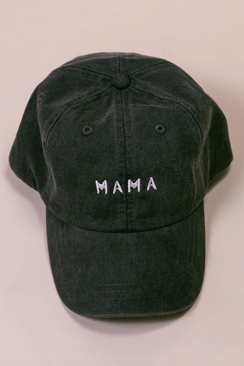 """""""Mama"""" Baseball Hat"""