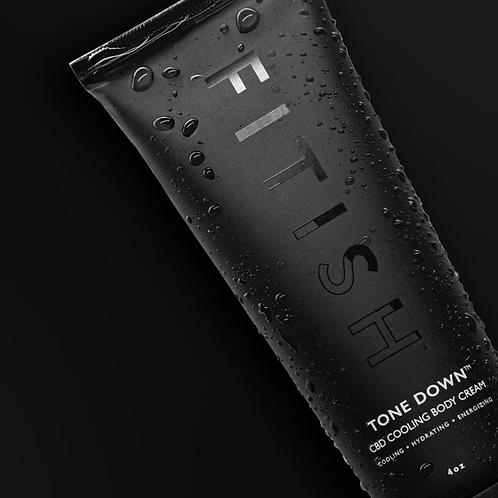 Tone Down CBD Cooling Body Cream