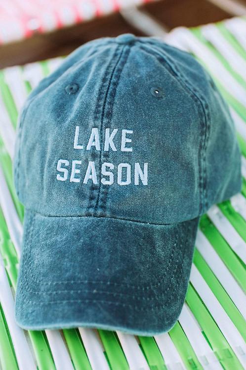 """""""Lake Season"""" Hat"""